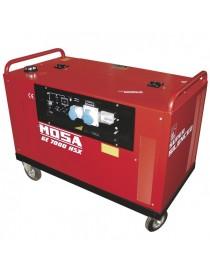 Gerador a Gasolina Mosa (GE-7000 HSX)