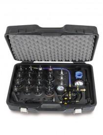 Kit para detecção de fugas e enchimento rápido de sistemas de refrigeração (1759HD/3)