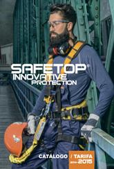 Produtos para a proteção e segurança individual e coletiva da marca SAFTOP e PORTWEST